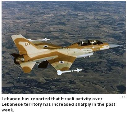 Israeli military jet