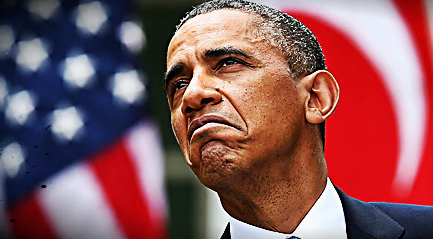Our illustrious president...