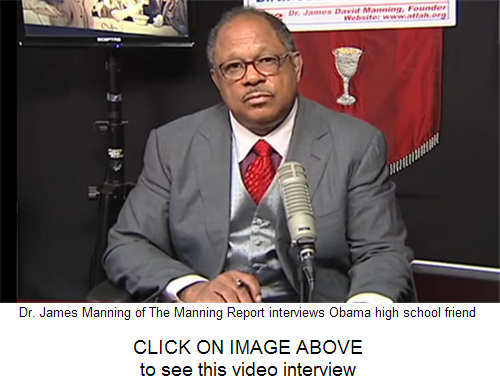 Dr. James Manning of The Manning Report...