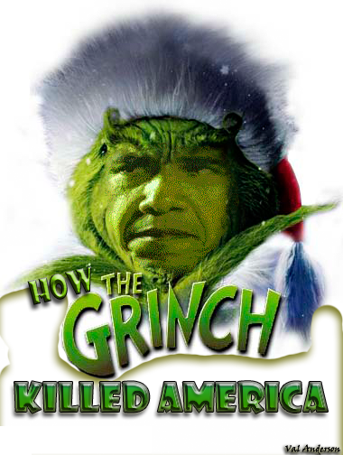 Yes, Virginia, there is a real grinch...