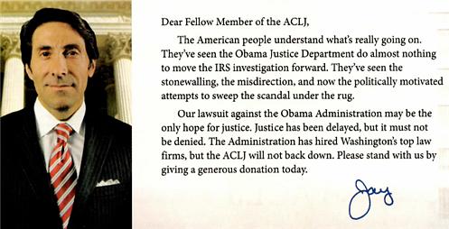 ACLJ info