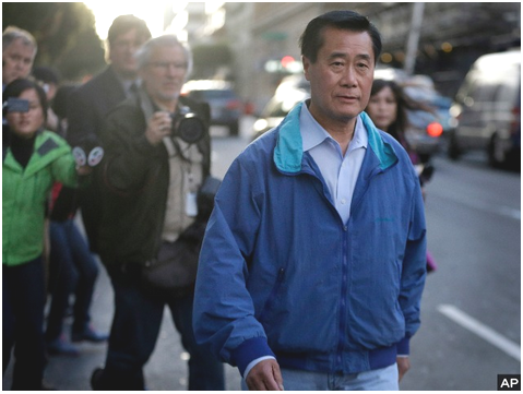 California Democratic politician Leland Yee