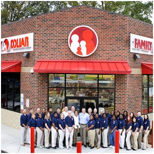 Family Dollar closing stores