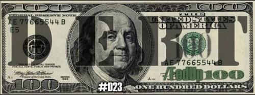 The Fed creates debt, not money.
