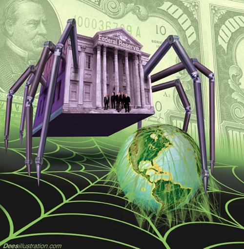 Corrupt Federal Reserve system? You decide...