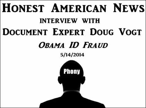 Interview from Honest American News...