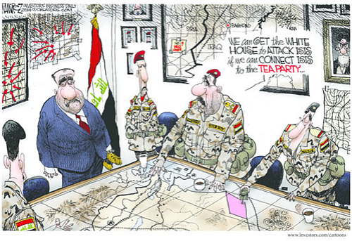 True state of affairs in Iraq...