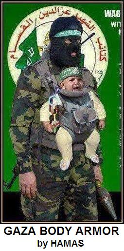 Gaza body armor by Hamas