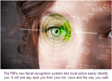 Facial recognition in, privacy out...