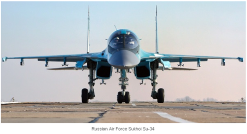 Russia threatens retaliation in Syria...