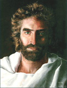 JESUS by Akiane