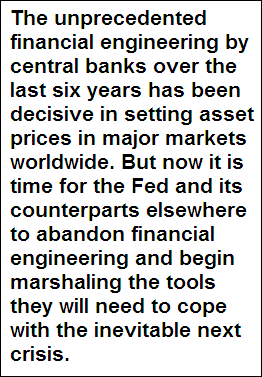 Another Fed catastrophe...