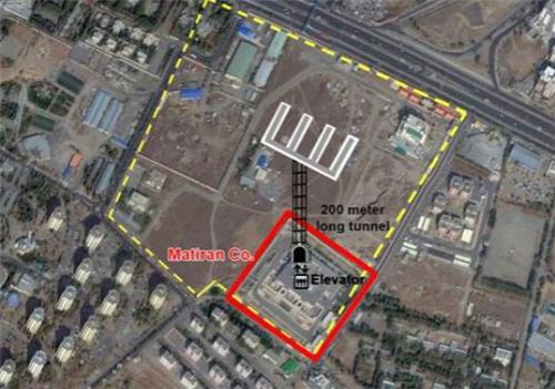 Long-hidden Iranian nuclear facility