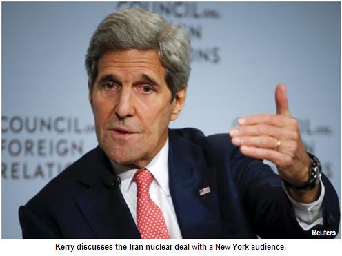 Kerry again blaming the victim...
