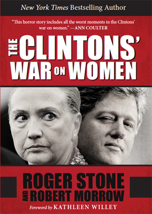 New book tells all about the sordid lives of the Clintons.