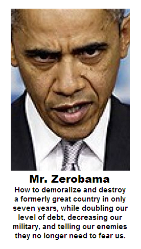 Mr. Zerobama