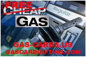 Free gas?