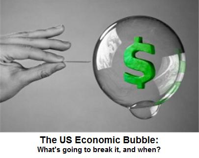 US economic bubble
