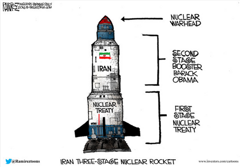 How Iran got to be a nuclear power...