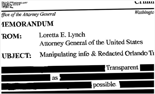 From our Secretary of the Redaction Department...