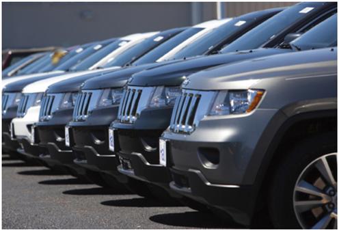 Auto loans in default again