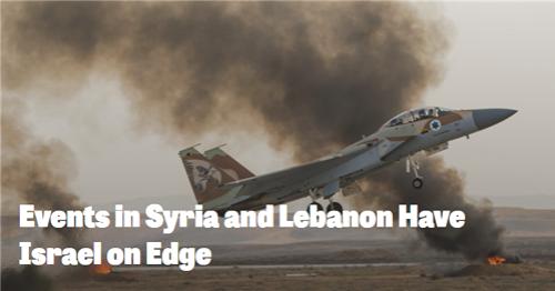 Winds of war surround Israel
