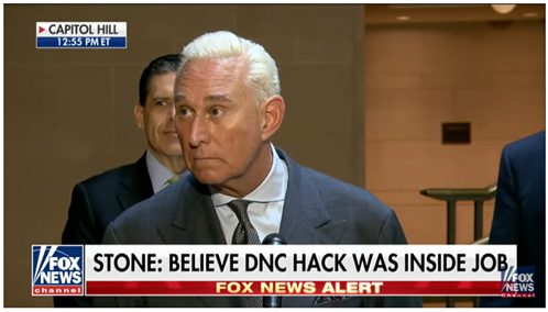 DNC computer hack was insider leak