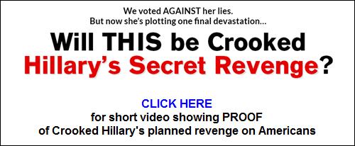 Hillary's secret revenge