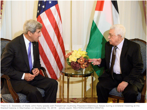 Kerry shows his treasonous side