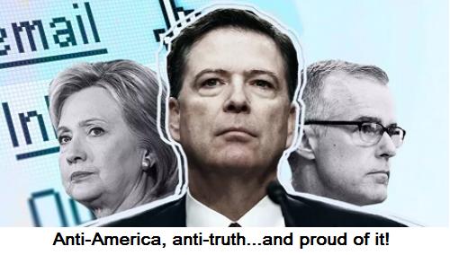 Anti-truth and anti-America.