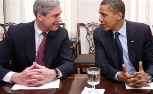 Secret Obama-Mueller connection