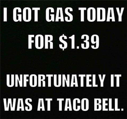 Getting real about gas prices...