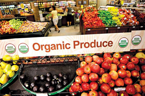 Eat organic for 25% lower cancer risk