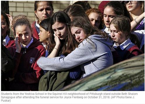 Pittsburgh synagogue massacre