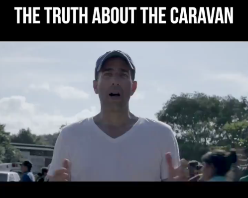 The truth about the migrant caravan...