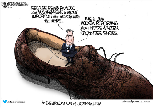 The shoes he'll NEVER fill...