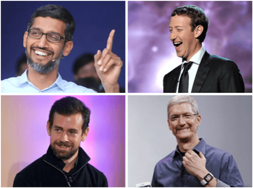 Big bias in Silicon Valley
