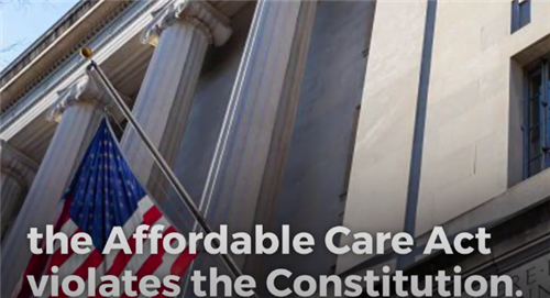 Obamacare still being ruled unconstitutional