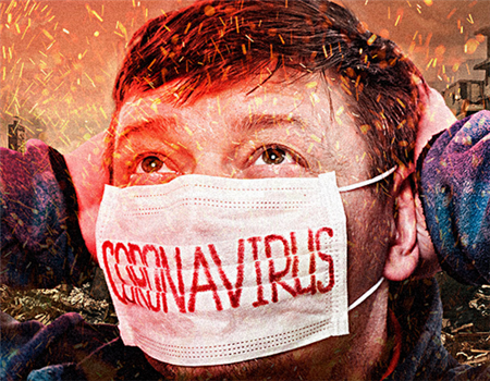 Coronavirus spreading
